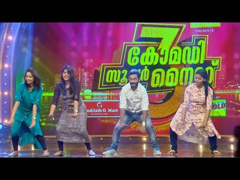 Comedy Super Nite - 3 with Appani Sarath & Sheril G Kadavan │Flowers│Ep# 15