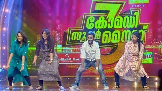 Comedy Super Nite 3 With Appani Sarath & Sheril G Kadavan │flowers│ep# 15