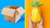 16가지 귀엽고 간단한 선물 포장 방법