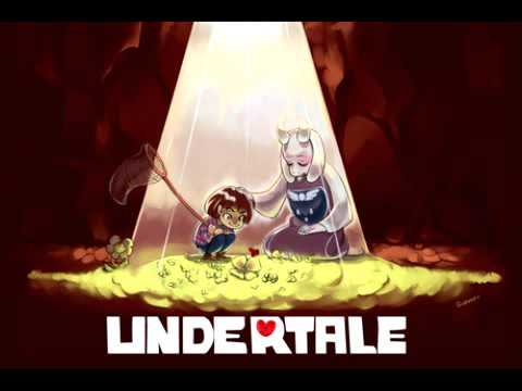 Undertale OST - Waterfall Extended