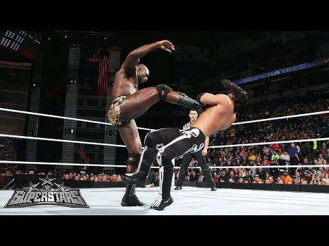 Justin Gabriel vs. Titus O'Neil: WWE Superstars, December 25, 2014 Movie / Tv Series