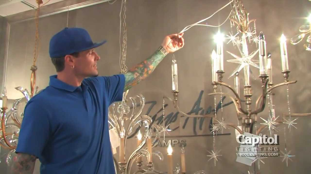 Vanilla Ice Talks About The Transitional Style From Fine Art Lamps