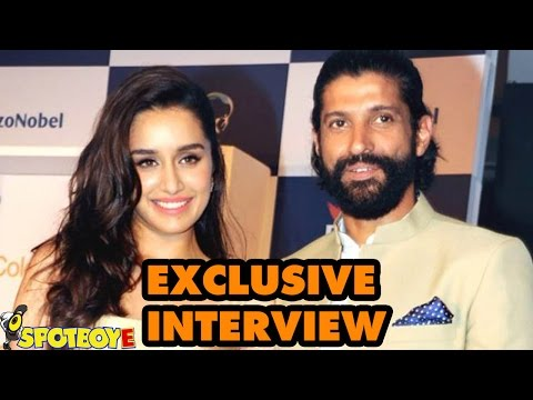Exclusive Interview of Farhan Akhtar and Shraddha Kapoor for Rock On 2 by Prateek Sur | SpotboyE