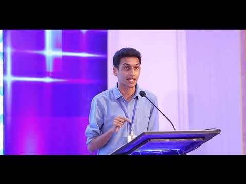 Fadhil Basheer &  Revathy R - Semi Finals - Speak For India 2017