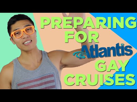 What To Expect On An Atlantis Gay Cruise || Gay Cruise Tips
