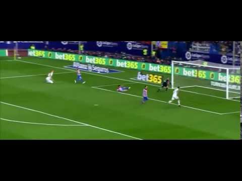 Cristiano Ronaldo hattrick 3-0 Real madrid vs Atletico Madrid
