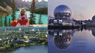 A Virtual Visit To CANADA