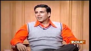 Akshay Kumar On Affair Controversy With Priyanka Chopra - Best of Aap Ki Adalat with Rajat Sharma