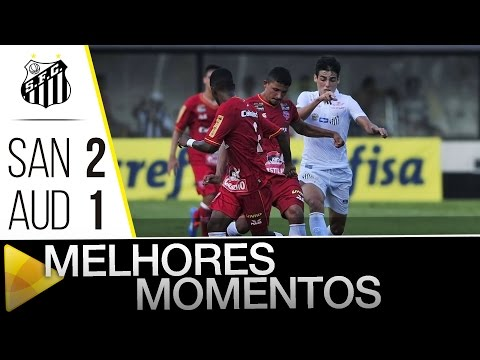 Santos 2 x 1 Audax | MELHORES MOMENTOS | Paulistão (10/04/16)