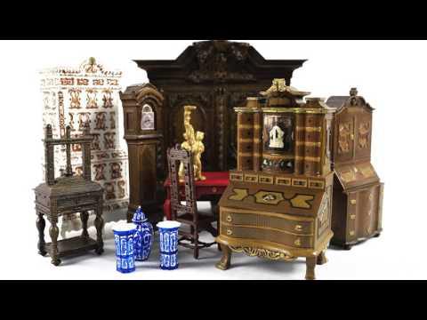 Stylish Antique Interiors - GMN