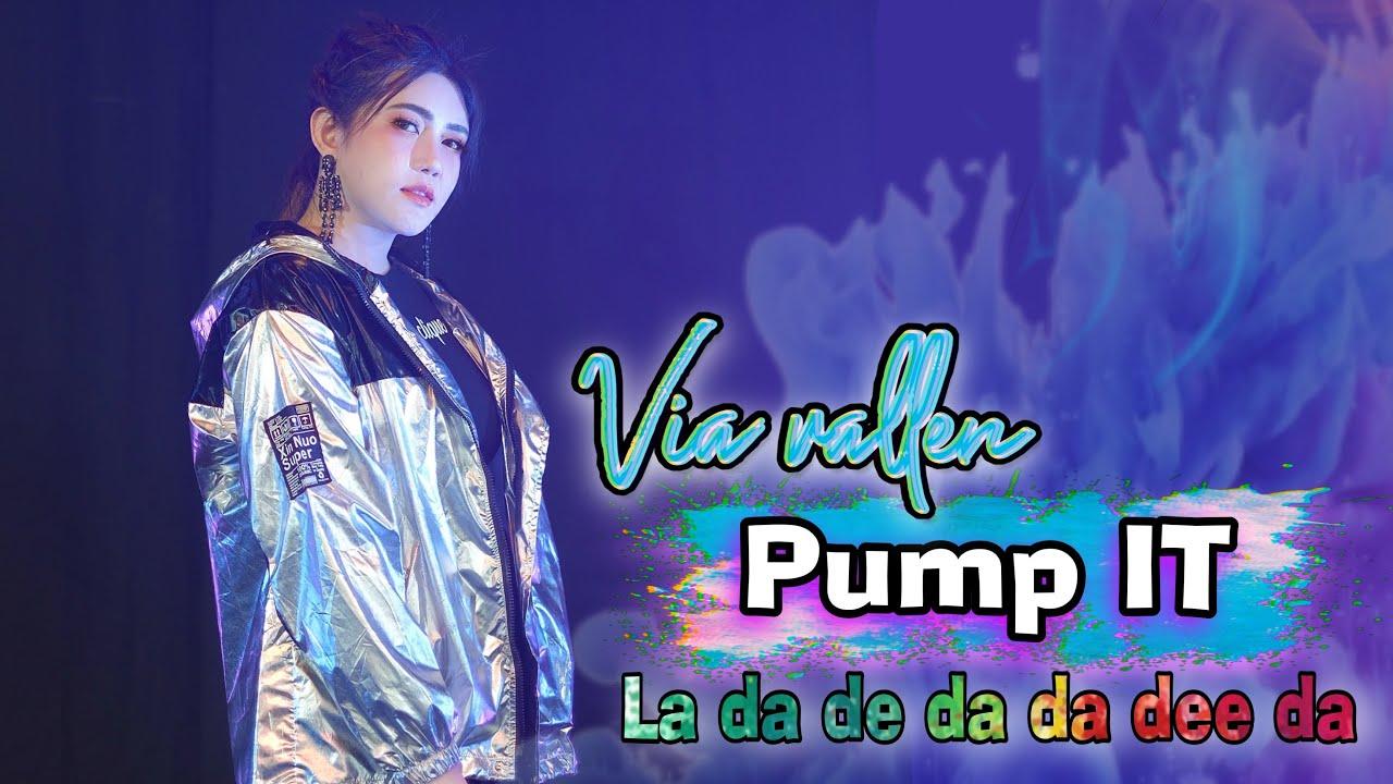 Via Vallen - Pump IT ( La da di da daa de da ) I Cover Koplo Version