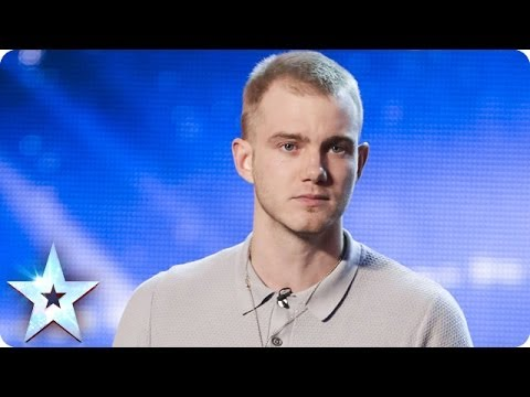 Singer-songwriter Ed Drewett's second shot blows us away | Britain's Got Talent 2014