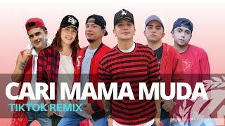 Download lagu CARI MAMA MUDA (Tiktok Remix) | Dance Fitness | TML Crew Kramer Pastrana