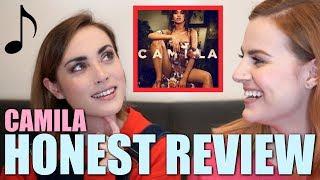 CAMILA HONEST ALBUM REVIEW