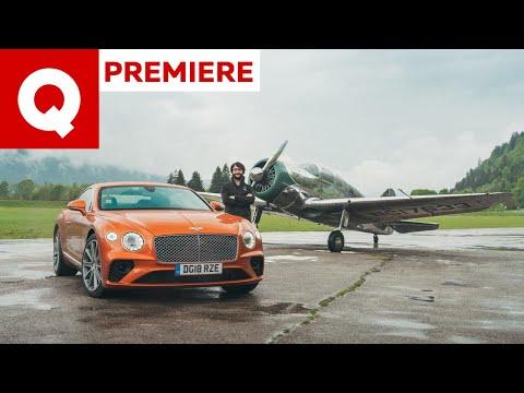 Nuova Bentley Continental GT (W12 635 CV): meglio lei o un aereo? | Quattroruote
