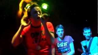 Johnyboy feat. Sifo--Значит всё пиздато.Rock City Club 16.11.2012