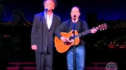 Simon & Garfunkel   The Boxer   Letterman