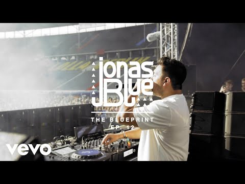 Jonas Blue - The Blueprint EP 12