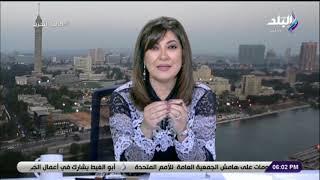 صالة التحرير - عزة مصطفى: «الموضوع مش السيسي والهدف خراب ودمار مصر»