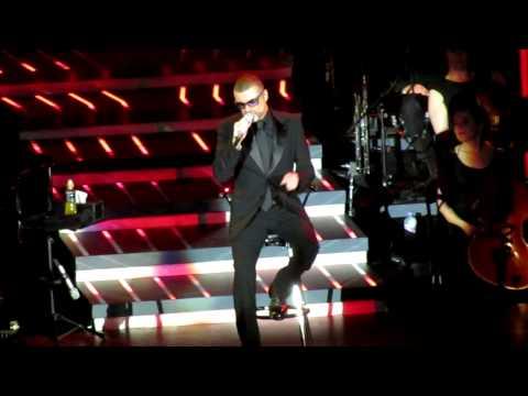 George Michael Roxanne  rpool Echo Arena 10th October 2012 MVI0828MOV