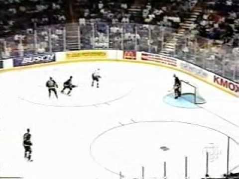 NHL 1995, Game 7 - Vancouver Canucks vs St. Louis Blues
