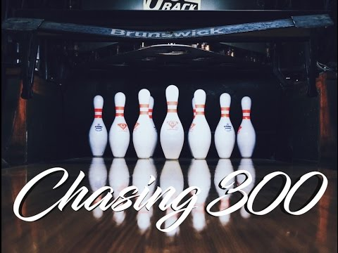 """Chasing 300"" Bowling Documentary"