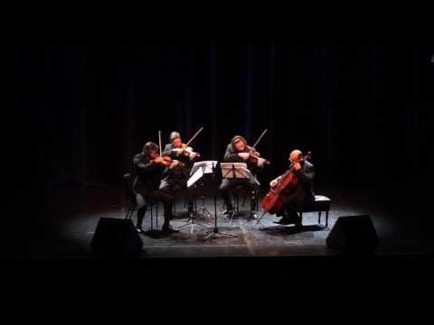 Концерт Государственного струнного квартета имени М.И. Глинки (Москва)
