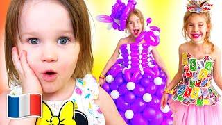 Apprends à t'Habiller | Comptines et Chansons Pour les Bébés | Five Kids