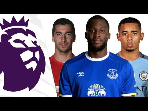 Đội hình Ngoại hạng vòng 24 | Premier League 2016/17