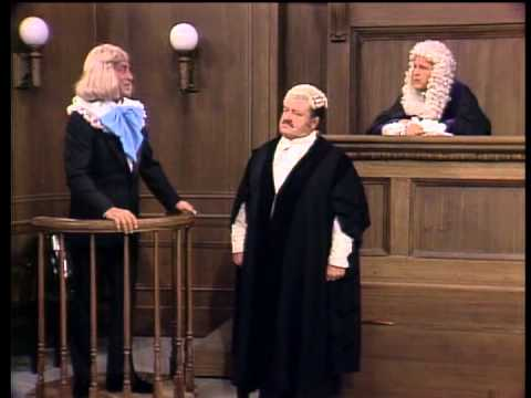 Dean Martin, William Conrad, Dom DeLuise & The Dingalings  Nursery Rhyme Trial