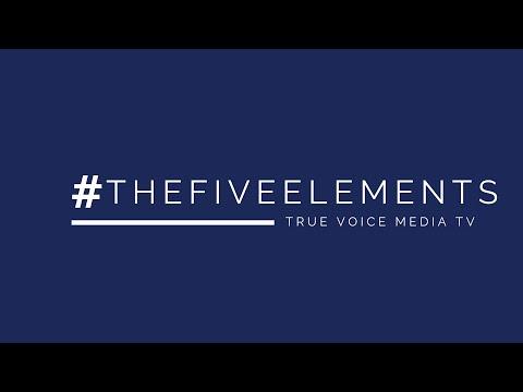 The Five Elements of Social Media