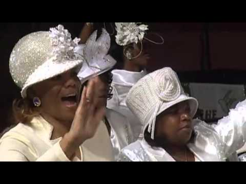 Mother Willie Mae Rivers Praise Break 108th COGIC Holy Convocation HD!