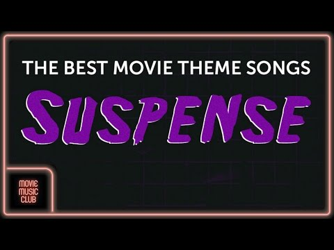 1h of the best Suspense Movie Theme Songs (Psycho, Body Heat, The Firm, Marnie...)