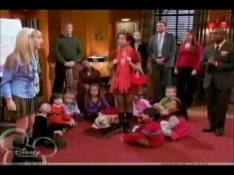 Max Burkholder in The Suite Life of Zack & Cody