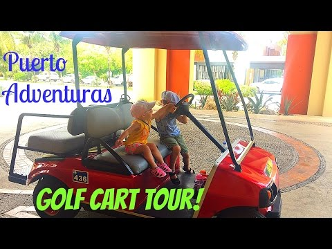 puerto-adventuras-golf-cart-tour-|-riviera-maya,-playa-del-carmen-mexico-|-urban-beachbum