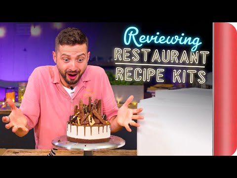 Chefs and Normals Review DIY Food Kits   Vol.3