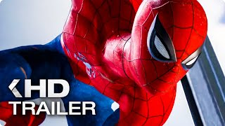 SPIDER-MAN Story Trailer (2018) Comic-Con