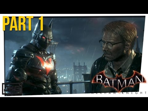 Batman  - Arkham Knight - Part 1 of 12 [PC] 1080p 60FPS