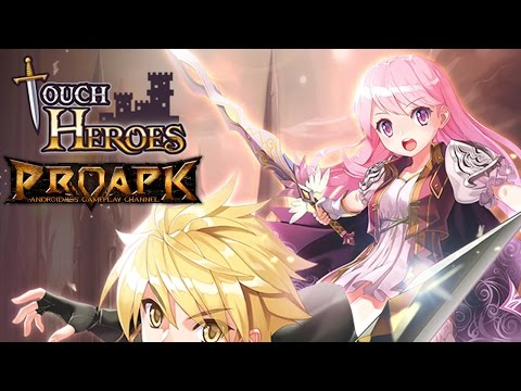Touch Heroes: Soul Crash Gameplay IOS / Android