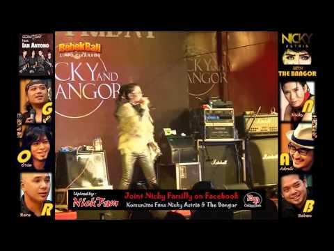 Nicky Astria & The Bangor - Tangan Tangan Setan (LiveConcert HD Vid)