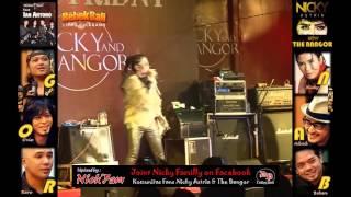 Nicky Astria The Bangor Tangan Tangan Setan LiveConcert HD Vid