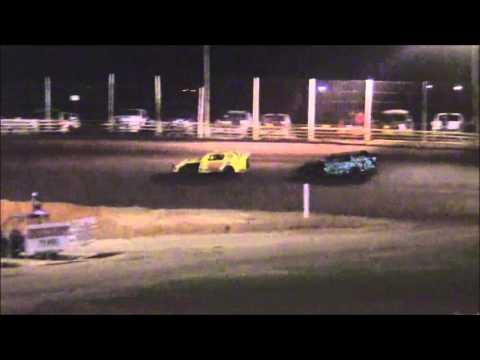 IMCA Sport Mods at Cardinal Speedway 9-26-15