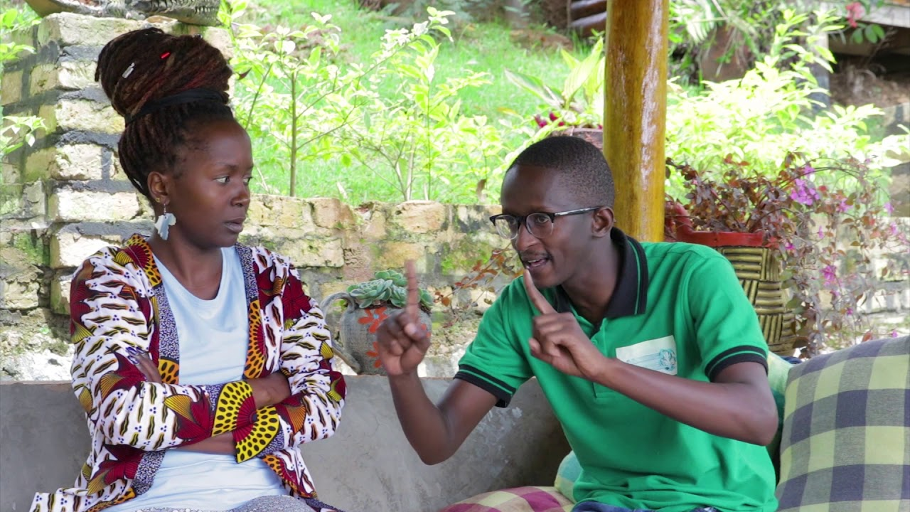 Rapid response. Kansiime and Njugush. African comedy