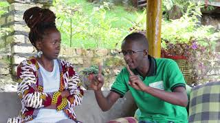 Rapid response. Kansiime and Njugush. African comedy - Kansiime Anne