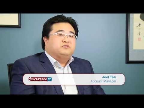 Joel Tsai, Account Manager, Silverfern IT