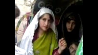 Peshawar Village Girl Singing
