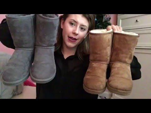 CHRISTMAS COUNT DOWN DAY 10: UGG BOOT REVIEW