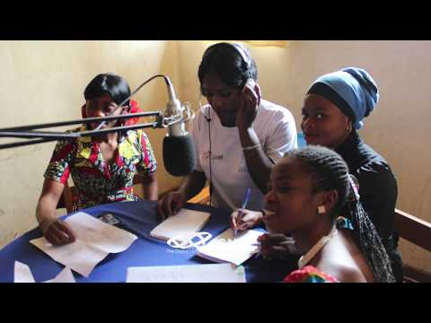 (7) Girl Ambassadors for Peace in DRC: Seventh Radio Broadca
