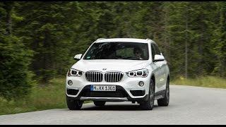 2015 Nouveau BMW X1 xDrive 25d xLine : essai AutoMoto