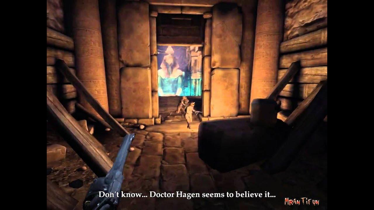 Deadfall adventures: скриншоты.